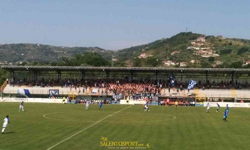 Play off calcio:Agropoli-Brindisi 1-1.Brindisi in serie D
