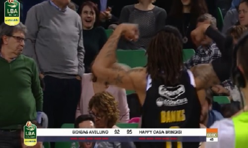 Final eight:l'Happy casa vince contro Avellino e conquista la semifinale