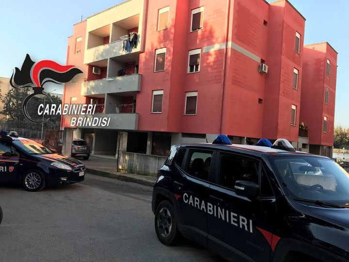 San Vito dei Normanni. Disposta la custodia cautelare in carcere per Andrea Asciano